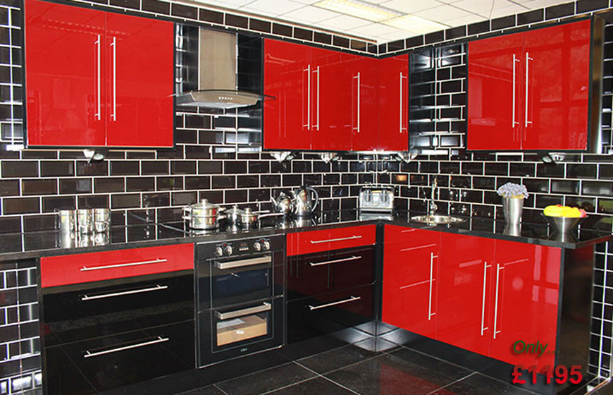 fitted kitchen uk operated by the kitchen factory